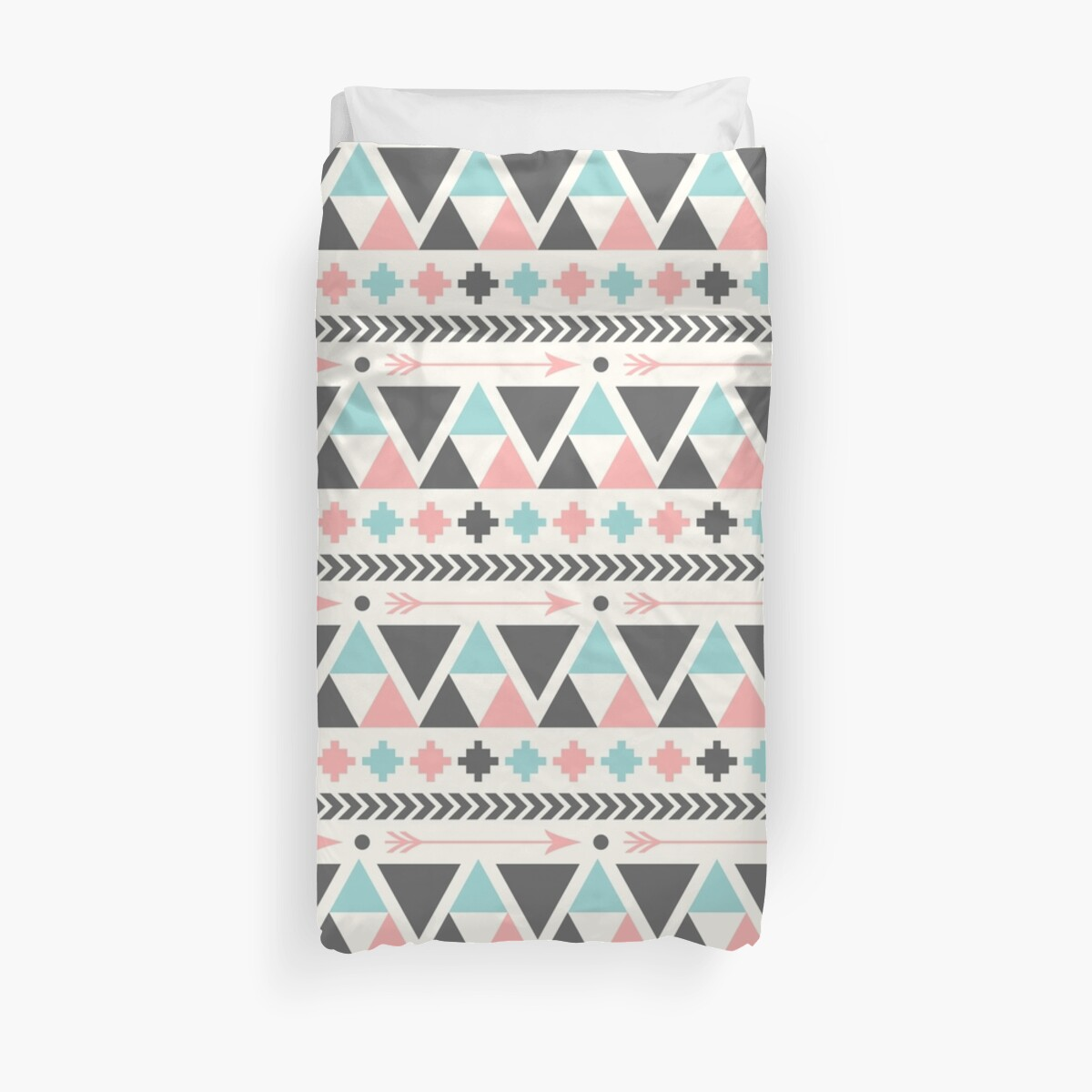 Tribal Inspired Pattern by heartlocked