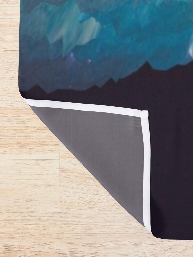 Alternate view of Transcendent Shower Curtain
