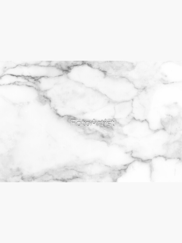 White Marble by FotoArtist