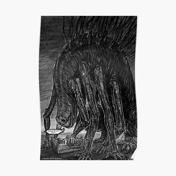 Lucid Gorfield, The Sleepless Poster