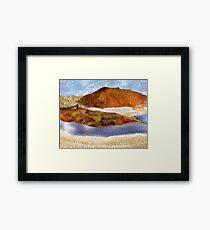 """Big Rock Candy Mountain"" Framed Print"