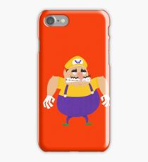 Wario iPhone Case/Skin