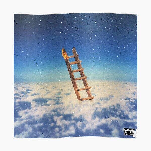 SO HIGH - TRAVIS SCOTT Poster