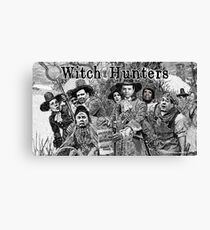 Witch Hunters Canvas Print