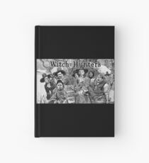 Witch Hunters Hardcover Journal