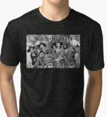 Witch Hunters Tri-blend T-Shirt