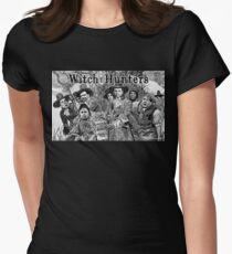 Witch Hunters Fitted T-Shirt