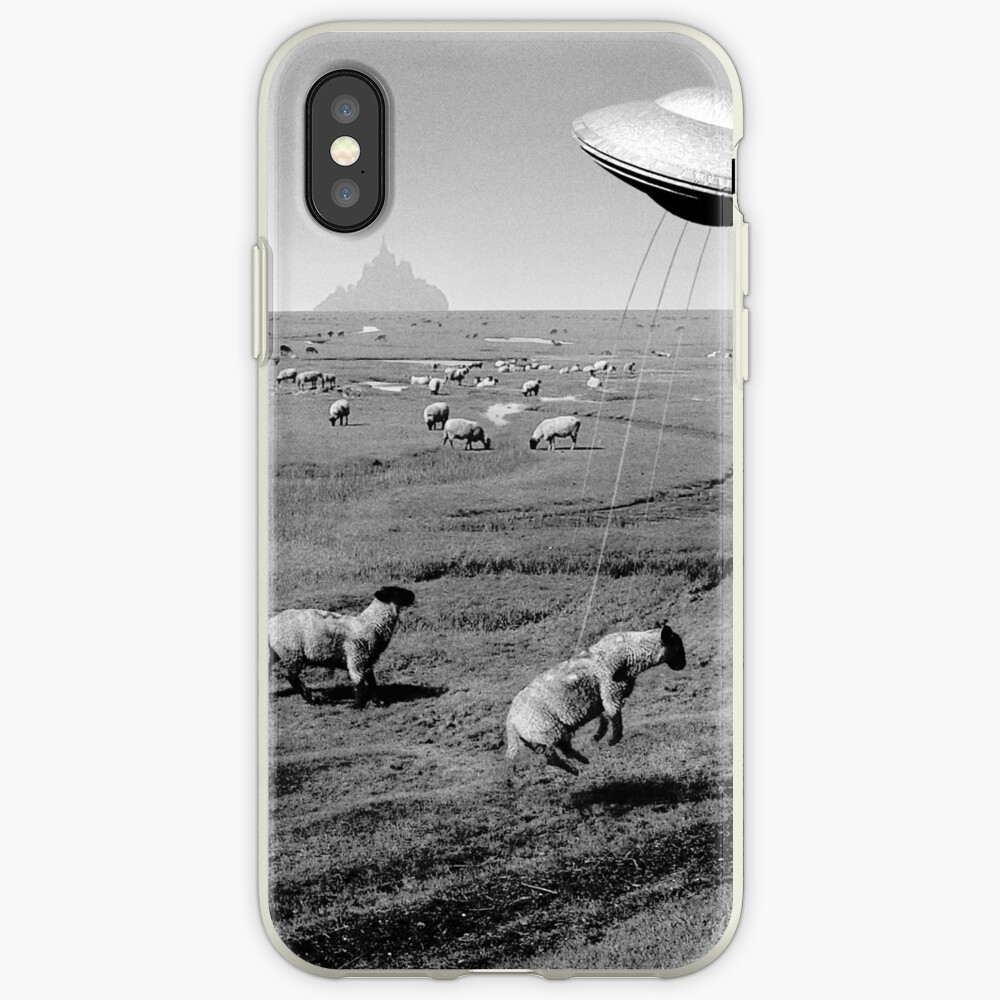 Night Flight iPhone Case & Cover