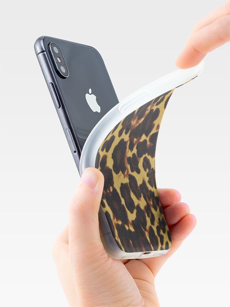 Alternate view of Exotic-ReAL LeOparD iPhone Case & Cover