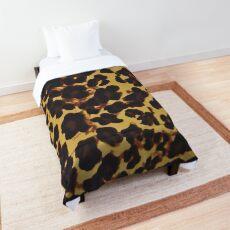 Exotic-ReAL LeOparD Comforter