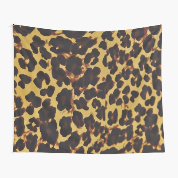 Exotic-ReAL LeOparD Tapestry