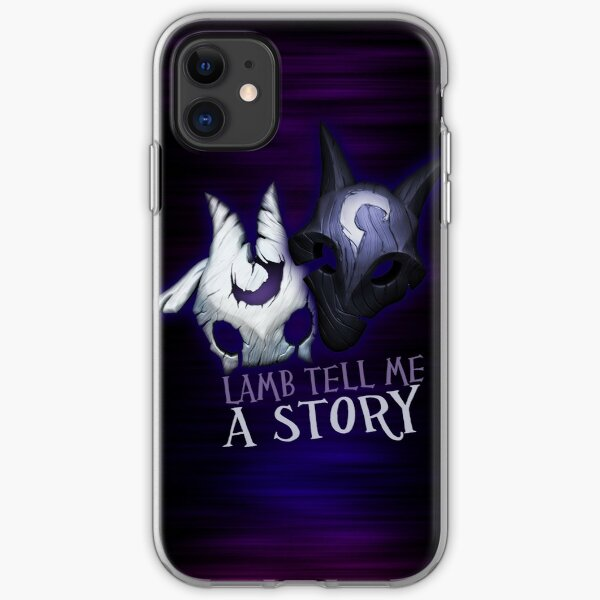Lamb tell me a story Kindred iPhone Soft Case