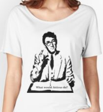 What would Atticus do?  Women's Relaxed Fit T-Shirt
