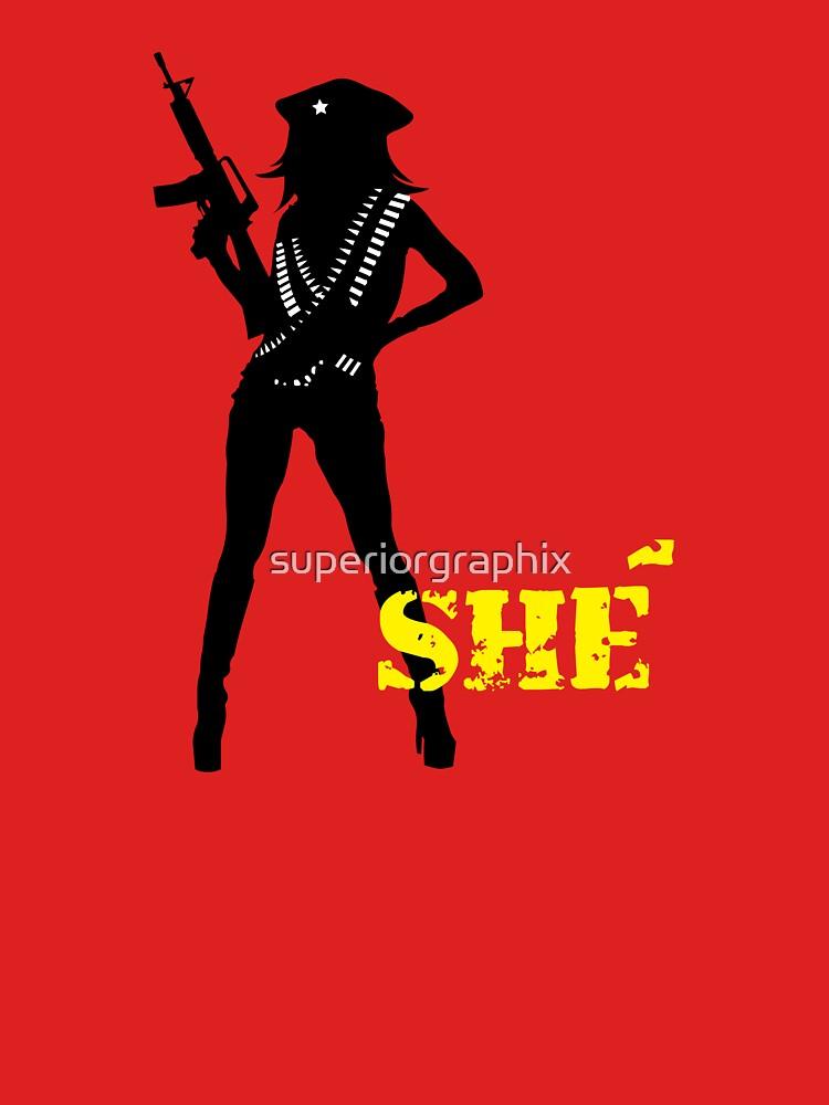 SHE | Unisex T-Shirt