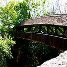 Wooden Bridge by Benjamin Sloma
