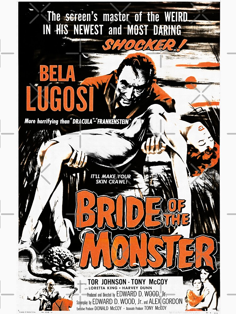 Bride of the Monster by HereticTees