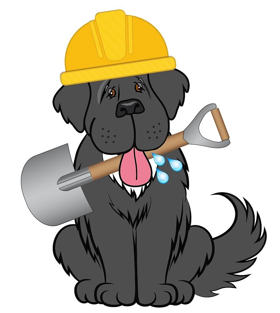 Working Dog by Christine Mullis