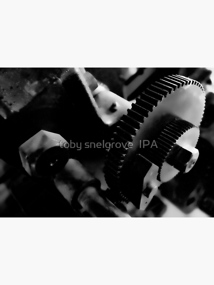 The Gears at the Toronto Brickworks by tobysnelgrove