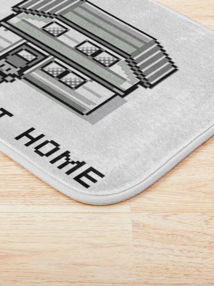 Alternate view of Pokemon Home Sweet Home Bath Mat