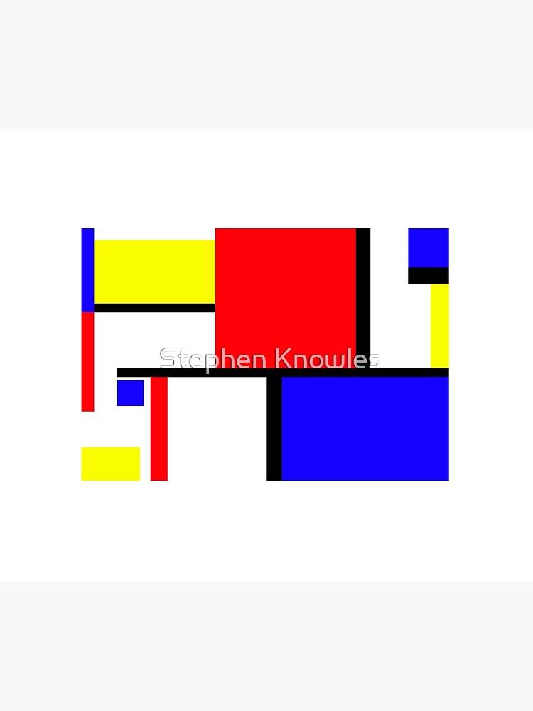 Method in the Mondrian by stephenknowles