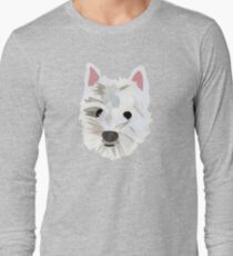 Max the Westie Long Sleeve T-Shirt