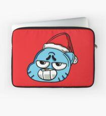 The Amazing World of Gumball™ Christmas Themed Art Laptop Sleeve