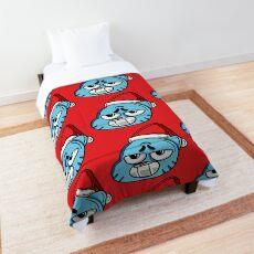 The Amazing World of Gumball™ Christmas Themed Art Comforter