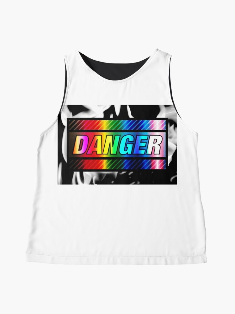 Alternate view of DANGER v0F Sleeveless Top