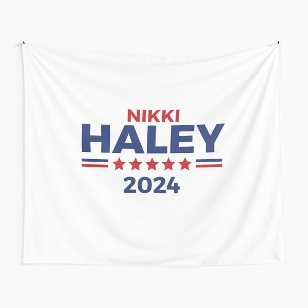 Nikki Haley for President 2024 Campaign  Tapestry