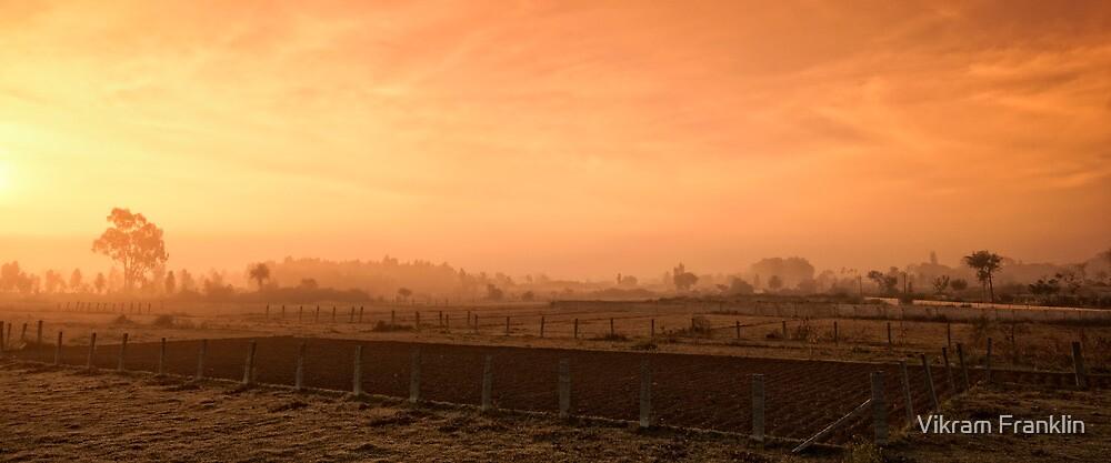 Morning has broken by Vikram Franklin