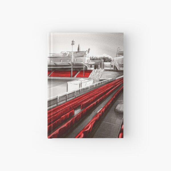 Richmond Park - St. Patrick's Athletic  Hardcover Journal