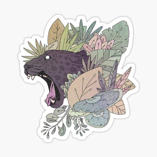 Black Panther Sticker