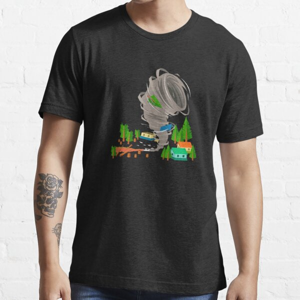 Awesome Tornado Severe Weather Storm Chasers Essential T-Shirt