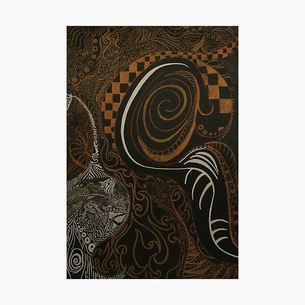 Patterning Photographic Print