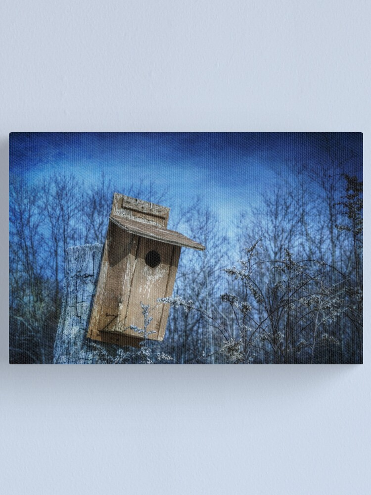 Alternate view of Dream Home Canvas Print