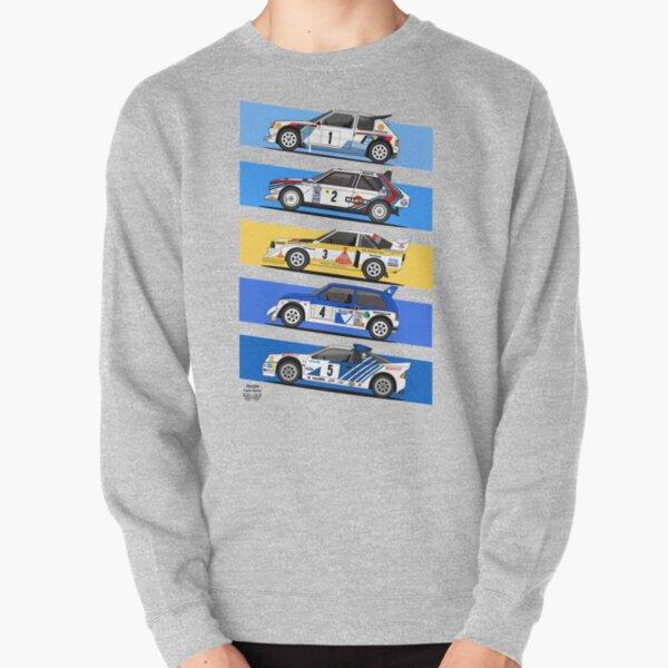 1986 Group B v2 Pullover Sweatshirt