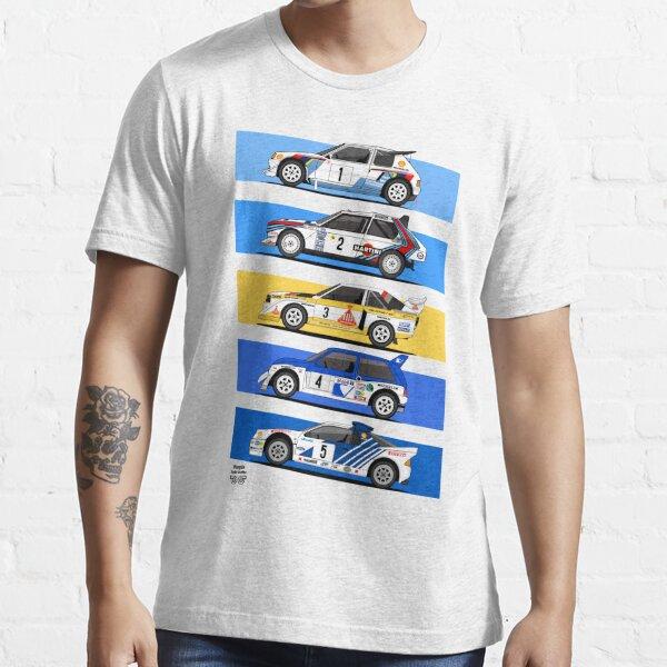 1986 Group B v2 Essential T-Shirt