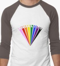 Equality Fan Baseball ¾ Sleeve T-Shirt