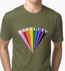 Equality Fan Tri-blend T-Shirt