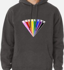 Equality Fan Pullover Hoodie