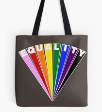 Equality Fan Tote Bag