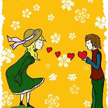 Valentine's by HJGiggles