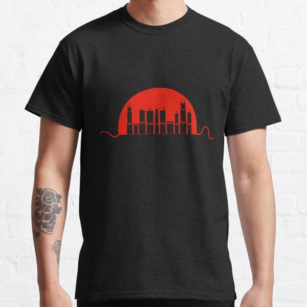 PAISAJE FANTÁSTICO AL ANOCHECER 2 Camiseta clásica