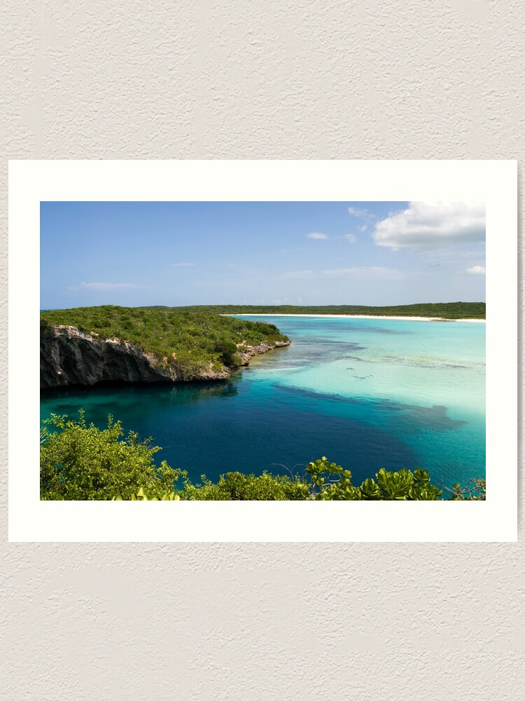Bahamas Canvas Picture Art Long Island