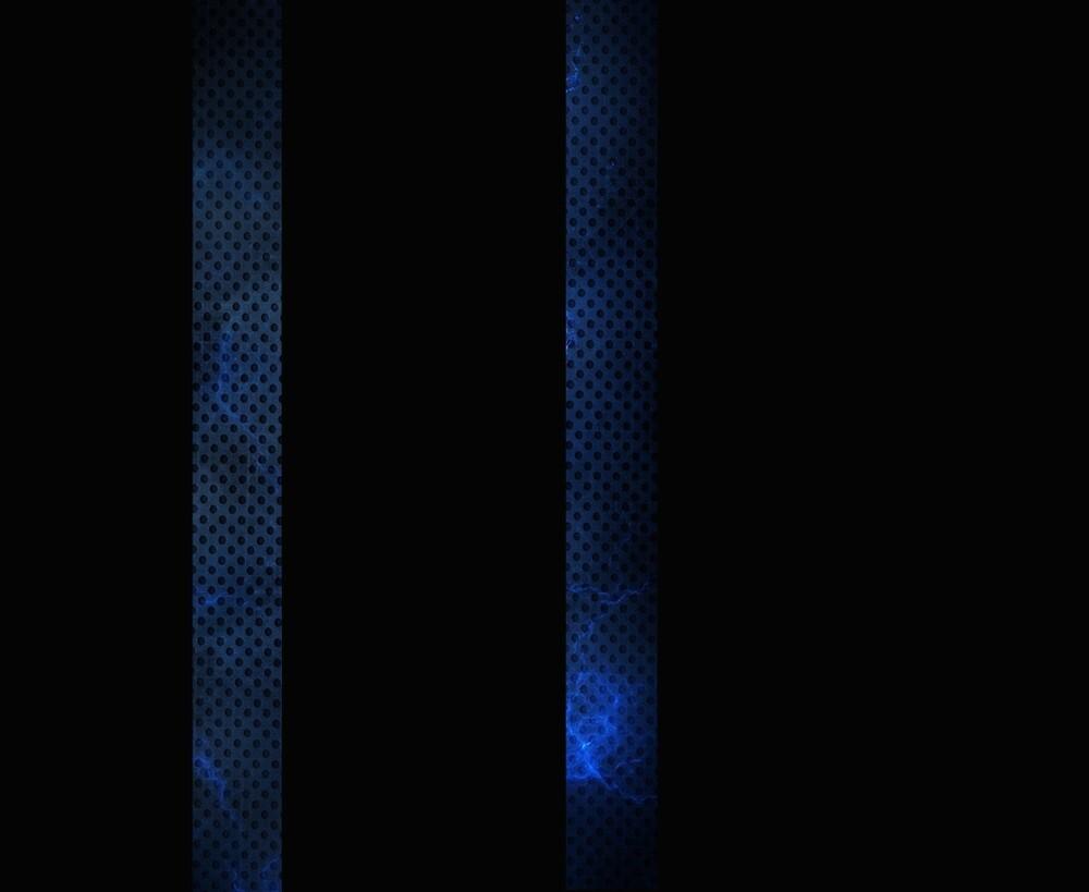 Blue stripe by Johnauston