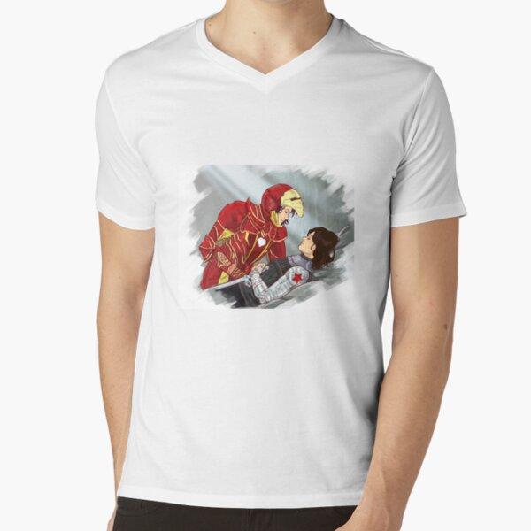 Lady Knights V-Neck T-Shirt