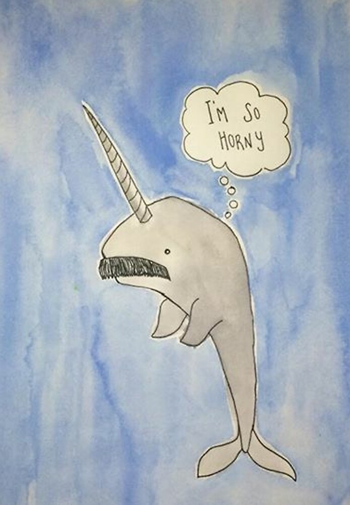 Narwhal by nocturnalbunny