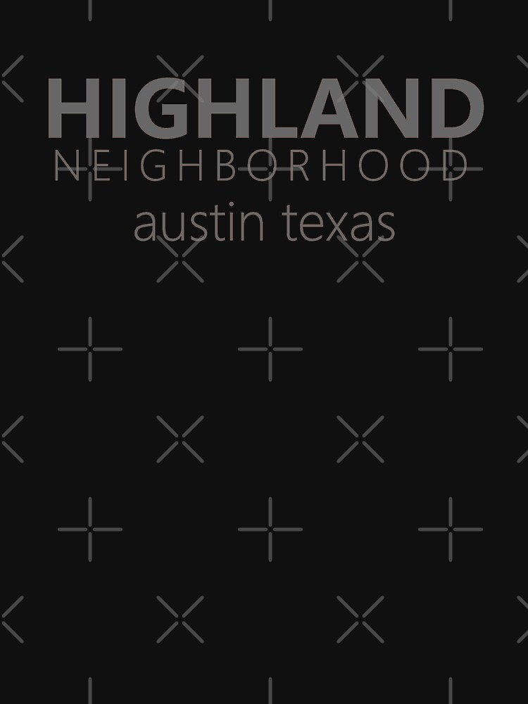 Highland Neighborhood - Austin, Texas by willpate