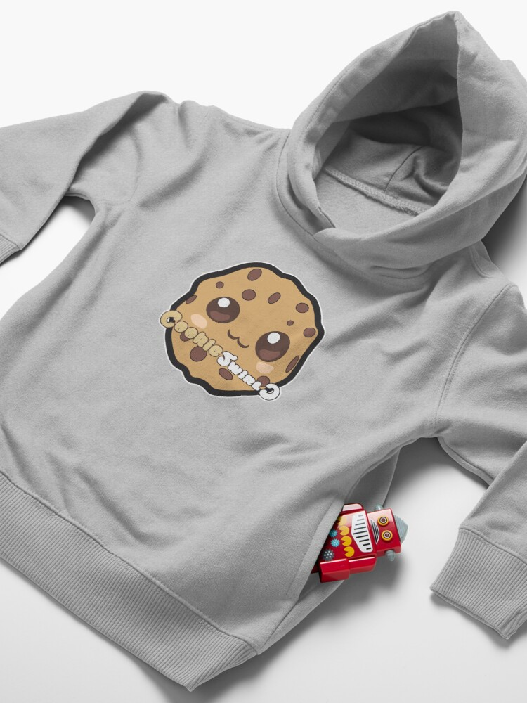 Alternate view of Cookie Swirl C Toddler Pullover Hoodie