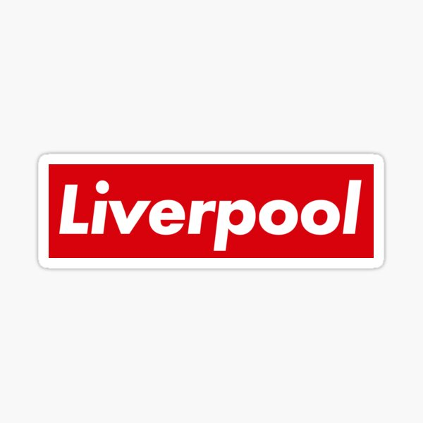 Liverpool Supreme Sticker